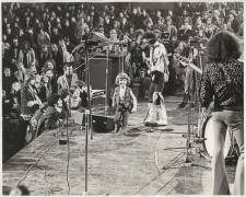 BW me on stage w jimi