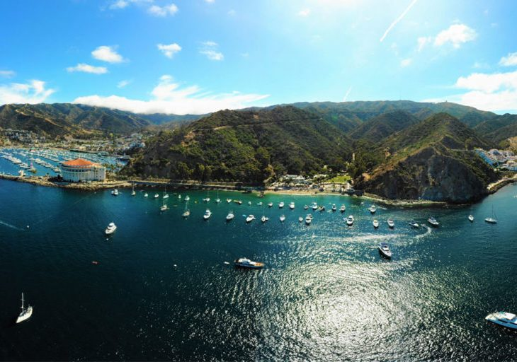 Catalina Island Wide